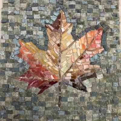 Кленовый лист. Ирина