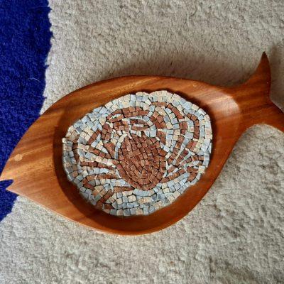 Декоративное  блюдце «Рыбка»
